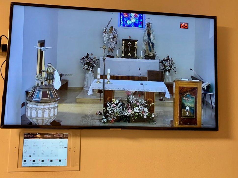 Kostol TV Taphome