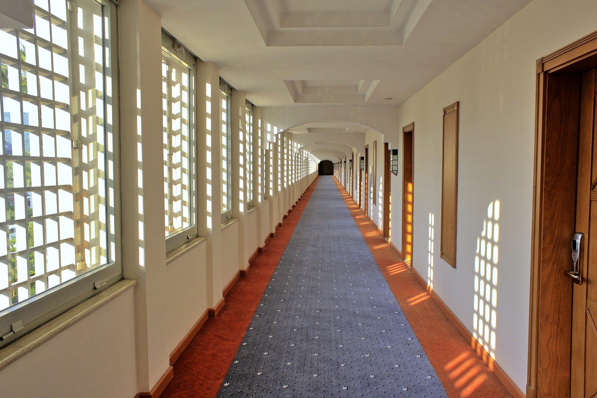hotel - zónová regulácia vykurovania