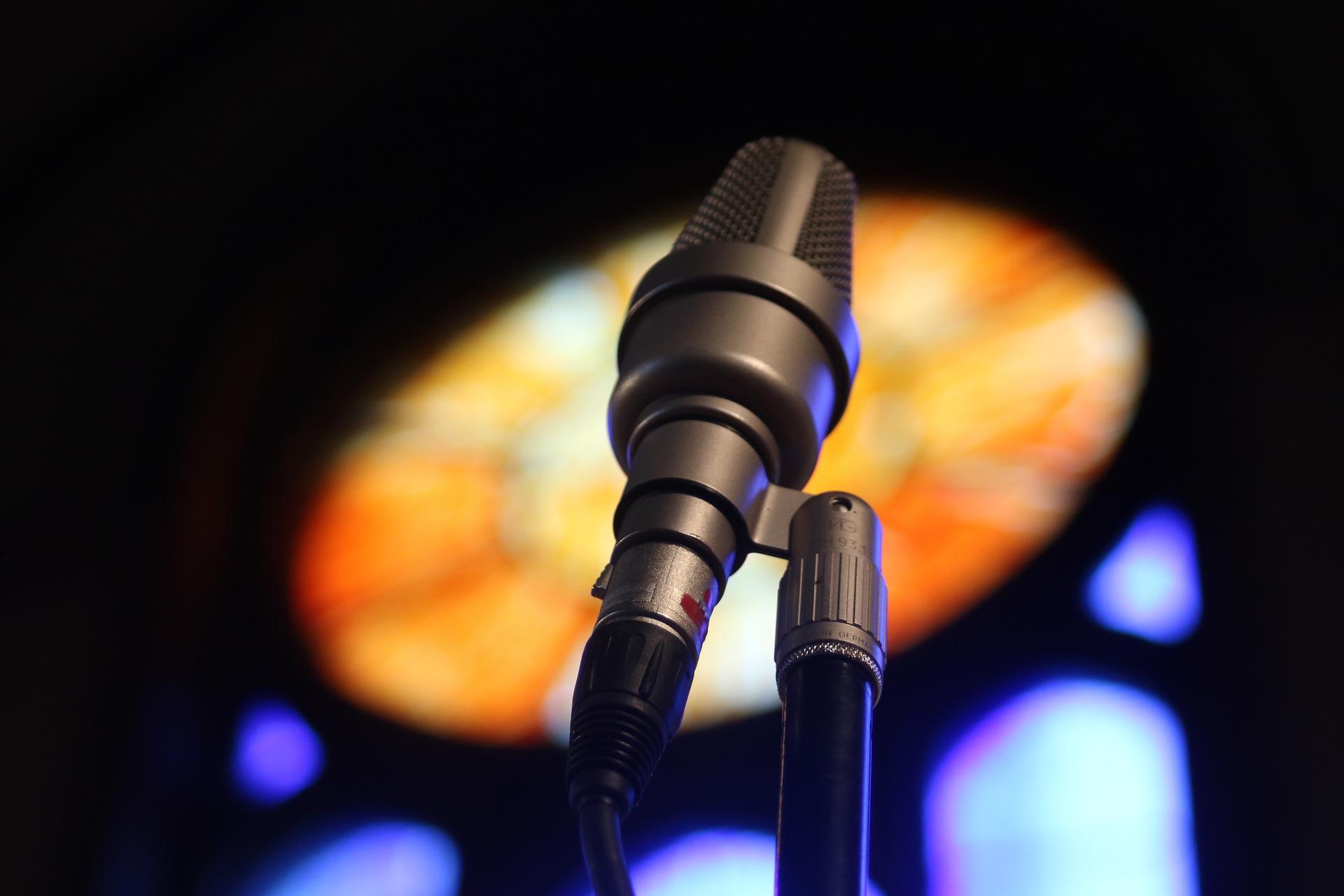 ozvucenie kostola