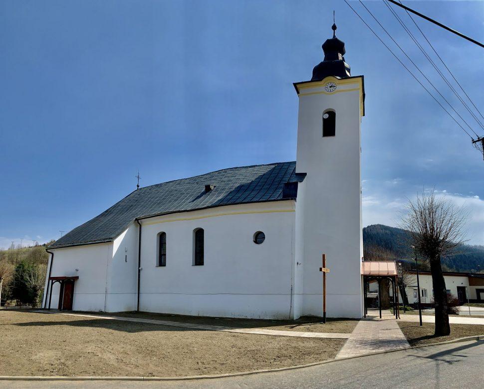 Jedinečný kostol riadený systémom Taphome