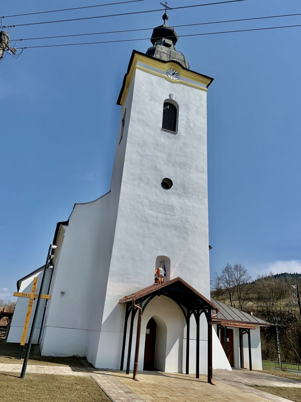 Kostol Kolackov